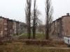 23.11.2011 Bytom Karb. Wysiedlone osiedle z powodu szkód górniczych.Fot. Piotr Wójcik