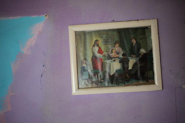02.12.2011 Bytom Karb. wysiedlone osiedle z powodu szkód górniczych.Fot. Piotr Wójcik