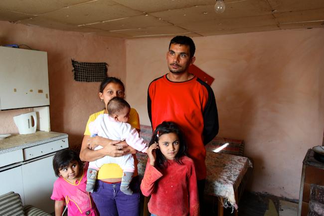Monika i Mirosław Dama z trójką dzieci